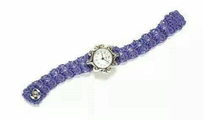 reloj crochet