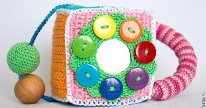 Haz un Juguete Interactivo para tu bebé