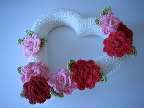 Coronitas para San Valentín llenas de Amor