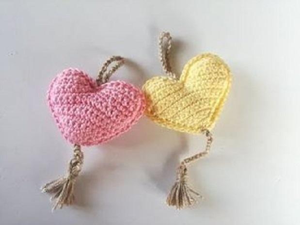 En San Valentín regala tu Corazon-ganchillo.eu